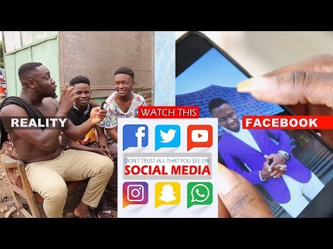 Don't Trust All That You See On Social Media | Life Morals