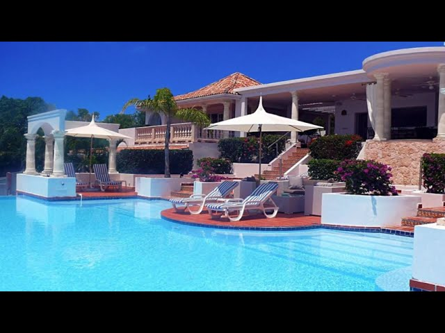 For Sale Luxurious Villa Mariposa, St Martin