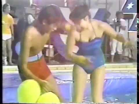 1985年 第7回新春オールスター水泳大会