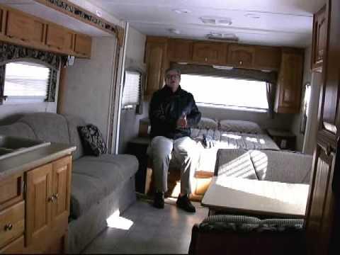 *SOLD* 2006 Forest River Rockwood 2601 Travel Trailer - 26384