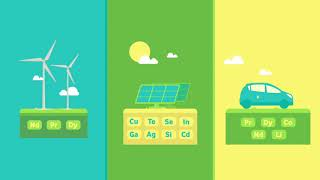 Critical Materials for Green Energy Technologies