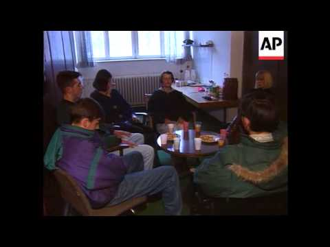 Bosnia - Psychological Effects Of War