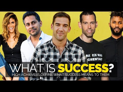 What Is Success? These Answers Will Surprise (And Change) You