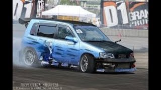 Автомобиль Ниссан Куб Z10 2000 года.  Car Nissan Cube Z10 2000