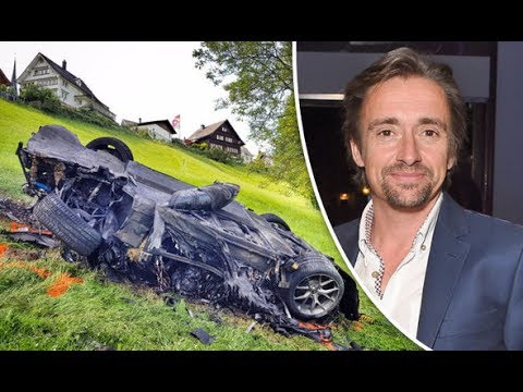 Richard Hammond Speaks after the Accident while Filming The Grand Tour Season 2