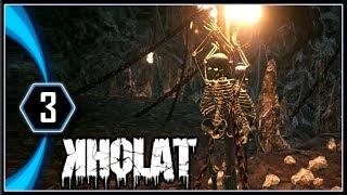 KHOLAT Gameplay - The Bone God [Part 3]