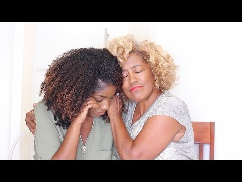 STORYTIME With Mom | My Natural Hair Journey | Part 1