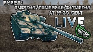 World of Tanks Blitz | Chill Short Stream