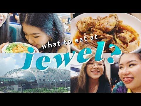 MUST EAT AT JEWEL AIRPORT | Slurp! Food Guide Ep. 7