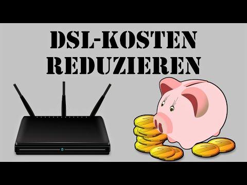 Bei deinem DSL-Anbieter weniger bezahlen! | #Internet