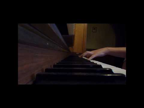 Coldplay - The Scientist (piano cover + sheets)