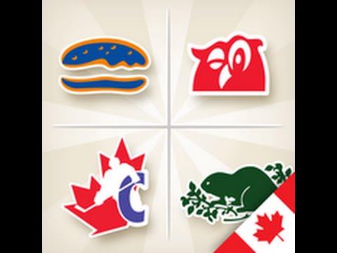Logo Quiz - Canadian Brands - Level 1-25 Walkthrough