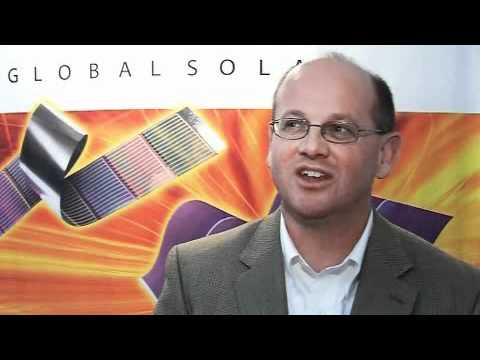Inside roll-to-roll CIGS thin film manufacturing with Global Solar