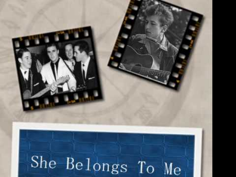 Ricky Nelson~She Belongs To Me-SlideShow