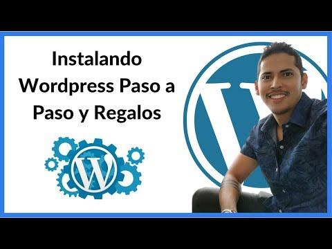 como instalar wordpress paso a paso en tu hosting thumbnail