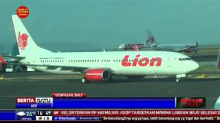 Penerbangan dari Bali ke Menuju Wuhan dan Sebaliknya Dibatalkan