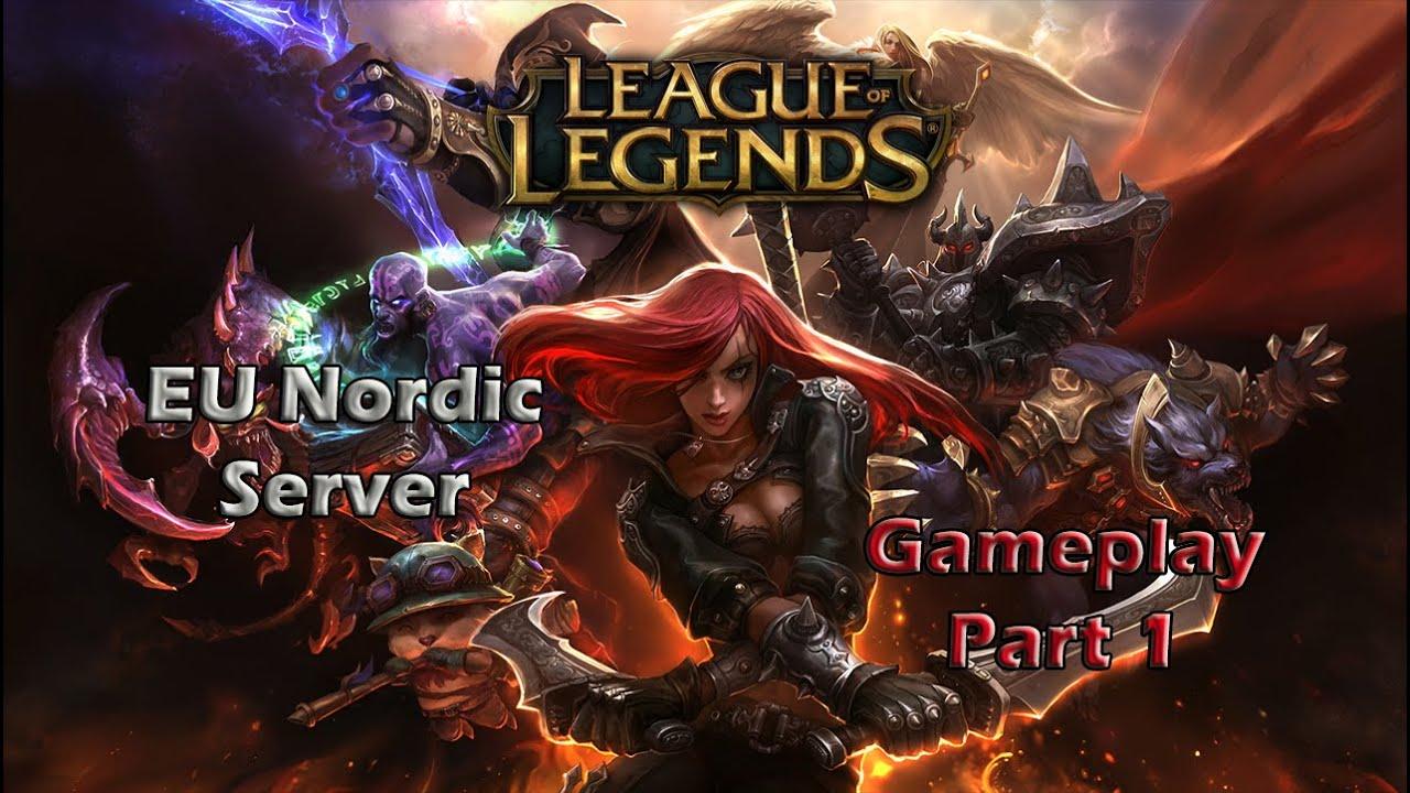 Eu.League Of Legends
