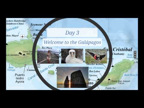 Live Virtual Tour of Our New Galapagos Family Research Adventure