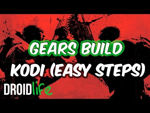 How to Install GEARS OF WAR in kodi XMBC via Amazon fire stick, android box, or PC Easy steps