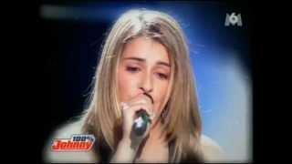 """""""Pense à moi"""" - Julie Zenatti / 22 Décembre 2003, 100% Johnny"""