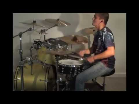 Black Veil Brides - Faithless (Drum Cover)