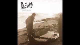 Idlewild - Paint Nothing