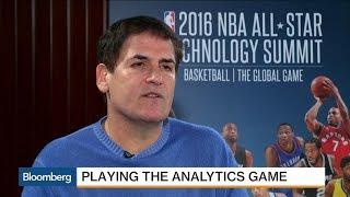 Mark Cuban Tells Us How Data Is Changing the Mavericks' Game