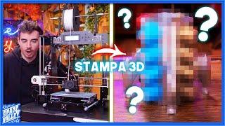Cosa sta STAMPANDO? [ft. Justmake3D]