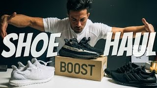 MY LUCKY EXTREMELY RARE SHOE HAUL | VLOG 33