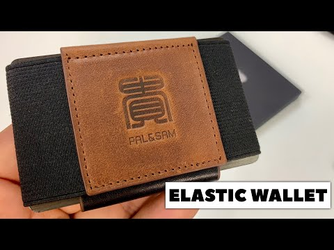 Minimalist Elastic & Leather Pocket Wallet by PAL&SAM Review from YouTube · Duration:  4 minutes 22 seconds