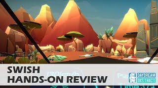 VR Racing for Free! - Swish for Daydream VR Hands-On Review