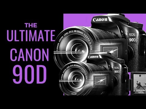 The ULTIMATE Canon 90D (Crowd Build)