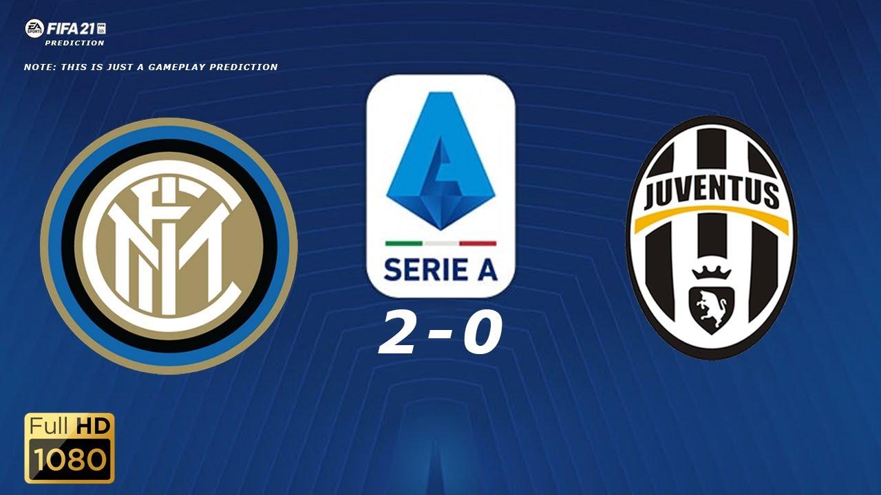 Juventus Vs Napoli Supercoppa Italia 2020 21 19 01 2021 Fifa 20 Youtube