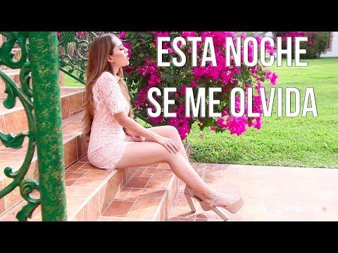 Esta Noche Se Me Olvida - Julión Álvarez (Carolina Ross Cover)