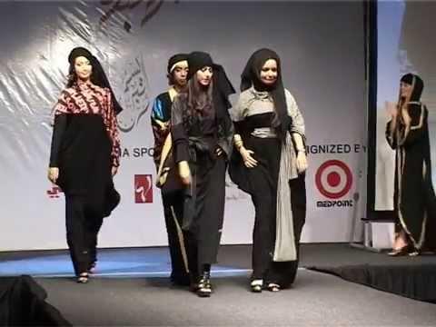 Abaya Fashion Show.