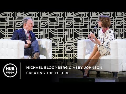 Creating The Future - Michael Bloomberg & Abby Johnson
