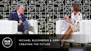 Creating The Future - Michael Bloomberg & Abby Johnson