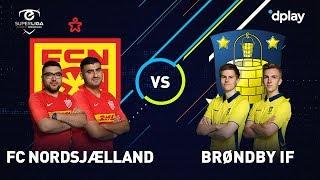 eSuperliga Highlights: FC Nordsjælland 4 - 5 Brøndby IF