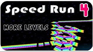 Roblox: Speed Run - PERCHE' POSSO PASSARE QUESTO LEVEL