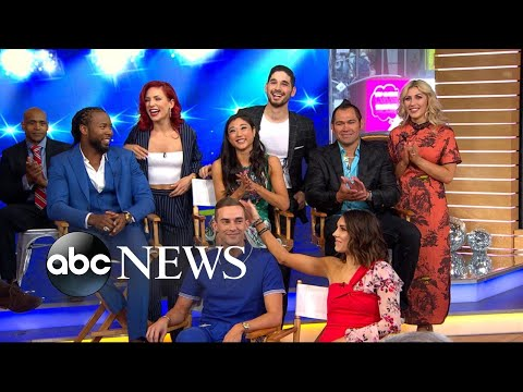 More with the 'Dancing With the Stars' season 26 cast
