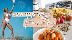 HOW TO START! Healthy Tips You NEED TO KNOW! Diet, Recipes, Stretching & MORE!