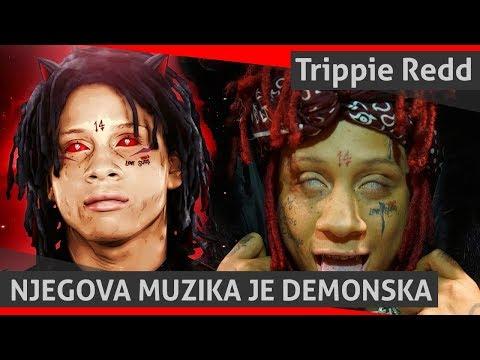 Dokaz da je reper Trippie Redd SATANISTIČKI glasnik, njegova muzika šalje demonske vibracije