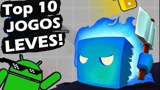Os 10 Melhores Jogos LEVES e VICIANTES Para Android - #464 2018