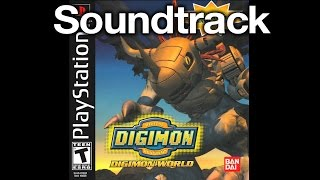 Digimon World Complete Soundtrack OST - Playstation thumbnail