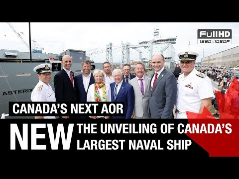 Canada's Next Auxiliary Oiler Replenishment Ship - Episode 4 (Special Edition)