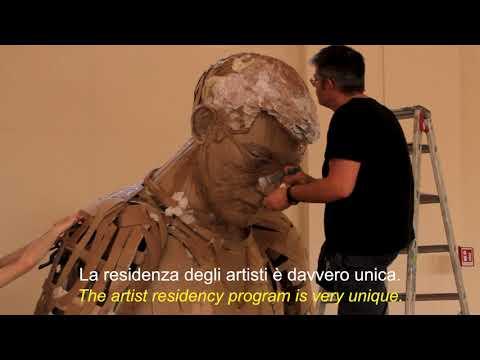 James Lake - Artist Residency 2018