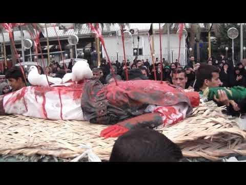 Live From Karbala   Roz e Aashoora   10 Muharram 1437   Meekal Vlogs