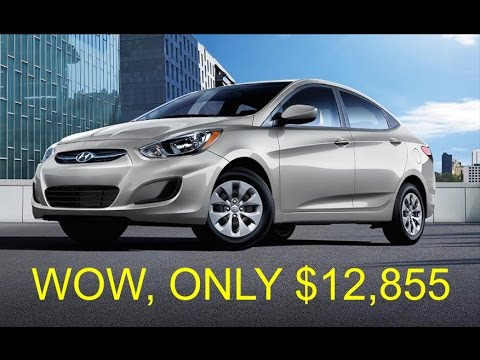 HOT NEWS The Cheapest New Cars Of YouTube - Cheapest new car