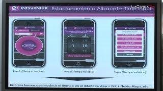 Los albaceteños podrán pagar la zona azul a través del teléfono móvil desde comienzos de 2014