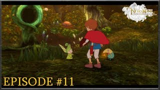 Ni No Kuni: Wrath Of The White Witch - The Golden Grove, Birth Of A Familiar - Episode 11